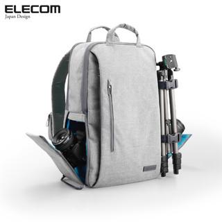ELECOM 宜丽客 off toco DGB-S028 双肩相机包