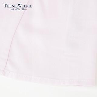 TEENIE WEENIE 维尼熊 TTBA61291E 女士雪纺衬衫