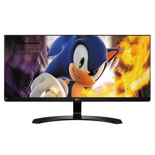LG 34UM68-P 34英寸 IPS超宽屏液晶显示器