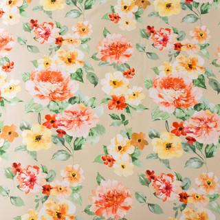 LOVO 乐我家纺 全棉负离子四件套 切尔西花园 200*230cm
