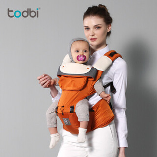 TODBI FLY-B7AIR系列 婴儿背带 气囊坐凳