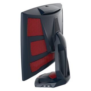 PEO G武装 黑色 电竞游戏一体机 G1-315BL 31.5英寸(i5-6500、GTX1050、8G、120G SSD+1T HDD)