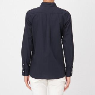 MUJI 无印良品 26SC703 女士衬衫