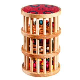 B.Toys 夏客铃木珠迷宫木制玩具