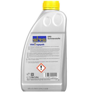 塞兹伯根(SRS) Topsynth多力威 德国原装进口全合成汽柴通用发动机油 5W-40 SN/CF级 1L