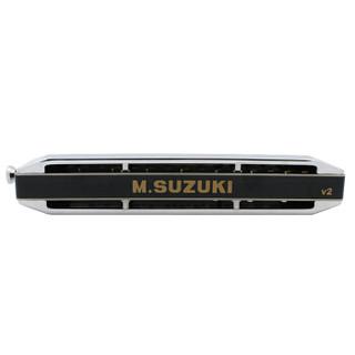 SUZUK 铃木 SCX-64 16孔半音阶口琴