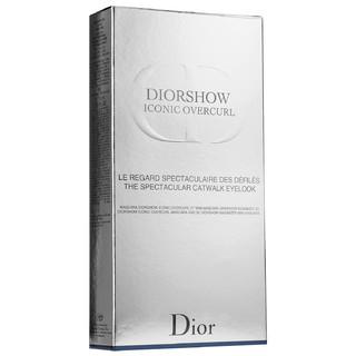 Dior Diorshow 惊艳旋翘睫毛膏090+惊艳美睫精华底液