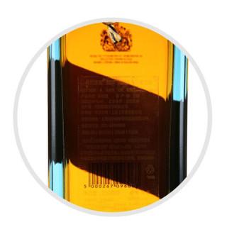 JOHNNIE WALKER 尊尼获加 调配型苏格兰威士忌 蓝牌 750ml