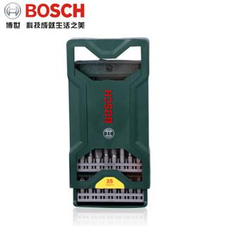 BOSCH 博世 2607019676 X型螺丝批头套装 25支