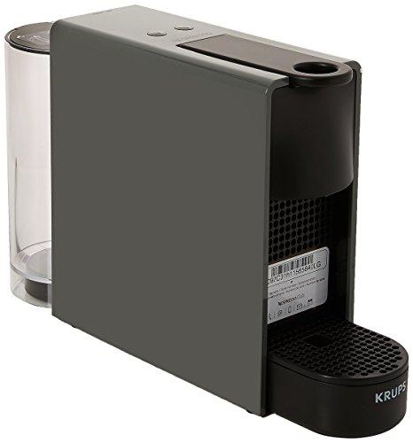 KRUPS 克鲁伯 XN110B Essenza 迷你胶囊咖啡机 灰色