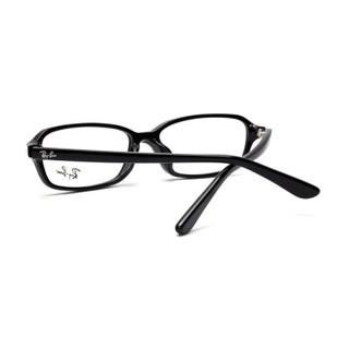 Ray·Ban 雷朋 RX5293D2000 全框板材眼镜框架 55mm