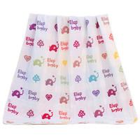 Elepbaby 象寶寶 嬰兒多功能紗布蓋毯 115X120CM *3件