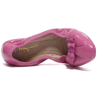 Salvatore Ferragamo MY JOY系列 0634208 女士平底鞋