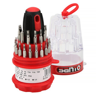 SANTO 赛拓 1110 螺丝刀 31件套