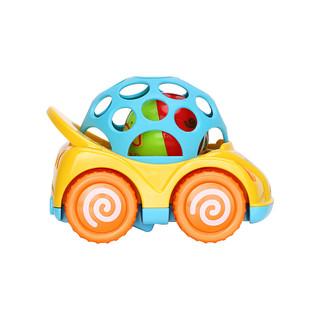 DODOELEPHANT 豆豆象 儿童益智摇铃小车玩具