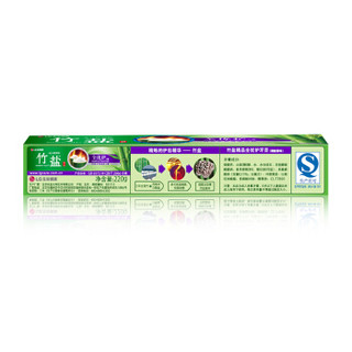 LG竹盐 精品 牙膏 220g