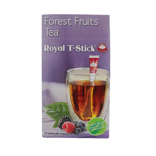 ROYAL T-Stick 创意茶包茶棒 15包*4盒