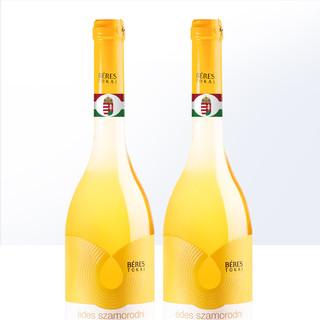 BERES 枯叶酒庄 Tokaji 托卡伊 晚收甜白葡萄酒 500ml*2瓶