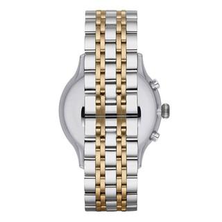 Emporio Armani AR1847 男款 蝴蝶双按扣钢带时装手表