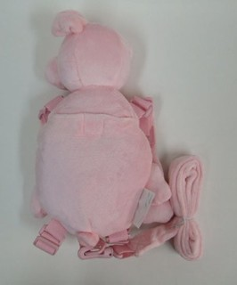 Goldbug 小动物二合一防走失保护带背包 小猪款