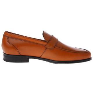 Salvatore Ferragamo  LION系列 0630185 男士休闲皮鞋