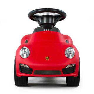 RASTAR 星辉 儿童保时捷911 儿童滑行车 红色