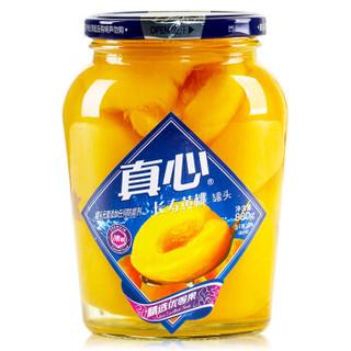 真心 黄桃罐头