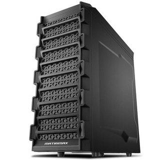 MatriMax 极限矩阵 猎豹V3Pro 台式游戏电脑(I5-7400 8G DDR4 1TB+128G SSD GTX1050Ti 4G独显)