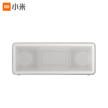 MI 小米 方盒子蓝牙音箱2 白色