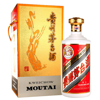 MOUTAI 茅台 飞天系列 53%vol 酱香型白酒 1500ml 单瓶装