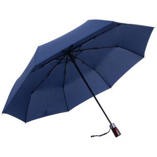 MAYDU 美度 M303 全自动三折 男士实木柄晴雨伞