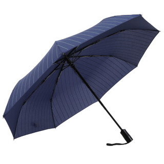 MAYDU 美度 M3316 绅士条纹男士商务雨伞