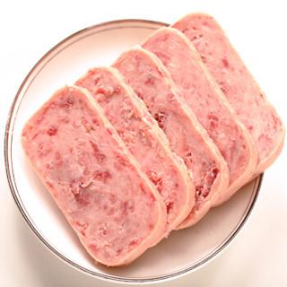 小猪呵呵 火腿午餐肉罐头
