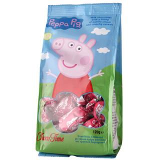 乔克蒂姆 小猪 脆心牛奶巧克力 120g