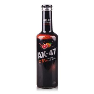 AK-47 鸡尾酒预调酒  8° 青柠味 275ml