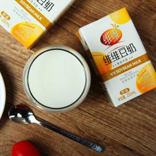 维维 低脂豆奶 250ml*12盒