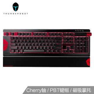 ThundeRobot 雷神 天启 K80 机械键盘 (茶轴、单色)