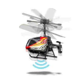 Silverlit 银辉 SLVC847600CD00101 纳米悬浮直升机(红色)