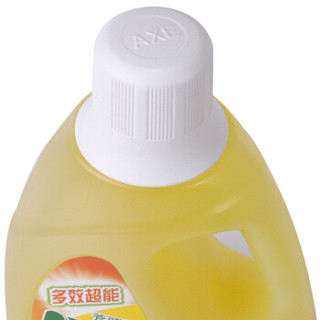 AXE 斧头牌 地板清洁剂 柠檬味