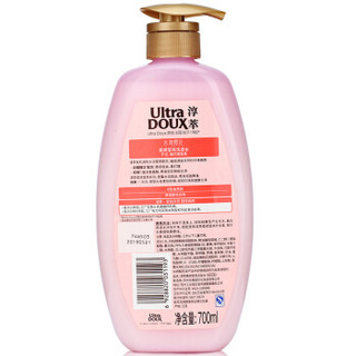Ultra DOUX 淳萃 水舞樱花柔顺莹亮洗发水 700ml
