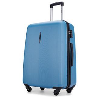 Diplomat 外交官 TC-2711 万向轮拉杆箱 28英寸 蓝色