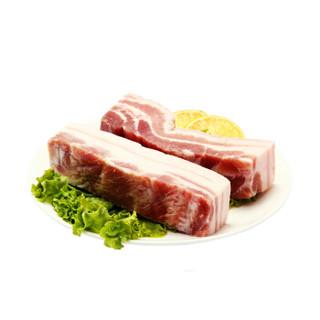 丹麦 进口猪五花肉条 500g/袋