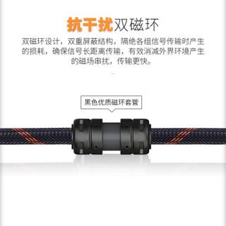 SAMZHE 山泽 HDMI数字高清线 双色经典版