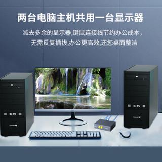 JH 晶华 3101 VGA二进一出共享器