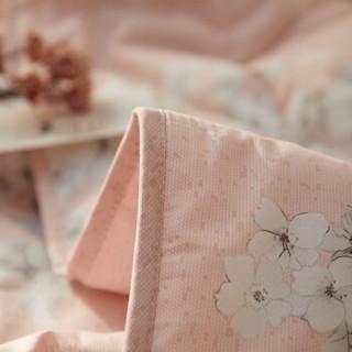 BEYOND 博洋家纺 全棉可水洗夏被 花开半夏 150*210cm