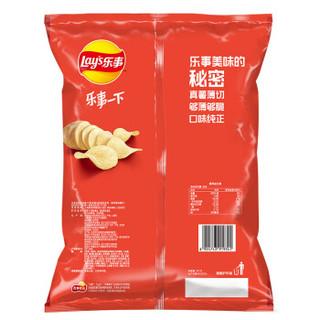 Lay's 乐事 得克萨斯烧烤味薯片 145g