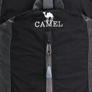 CAMEL 骆驼 户外登山包 1F01018 黑色 50L