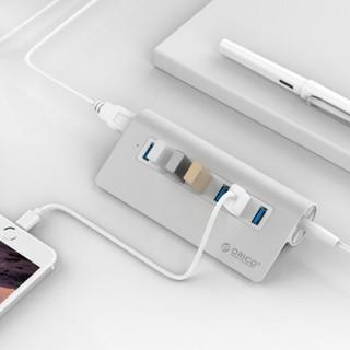 ORICO 奥睿科 M3H7 全铝高速7口USB3.0 集线器