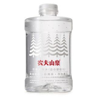 农夫山泉 饮用天然水 适合婴幼儿