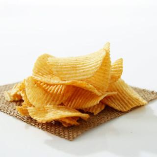 Orion 好丽友 好友趣 薯片 (125g、牛排味)